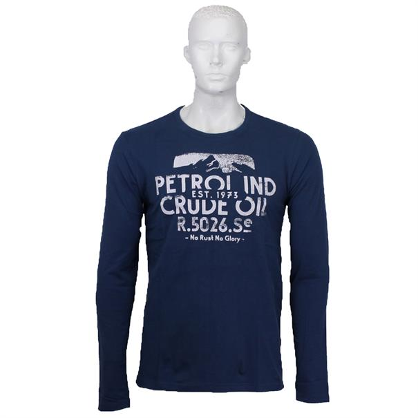 Petrol Industries T-shirt lange mouw
