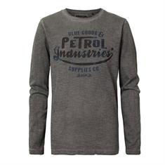Petrol Industries T-SHIRT LS R-NECK