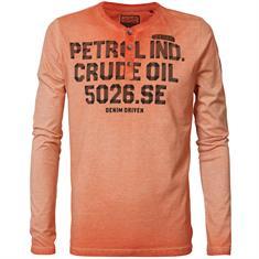Petrol Industries T-Shirt Ls -V-Neck