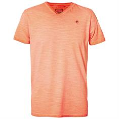 Petrol Industries T-shirt SS V-neck