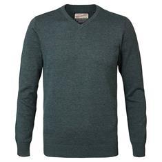 Petrol Industries V-Neck Sweater