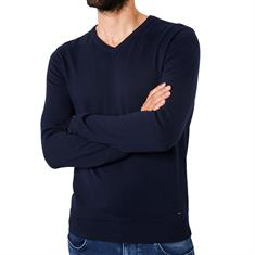Petrol Industries V-Neck Sweater
