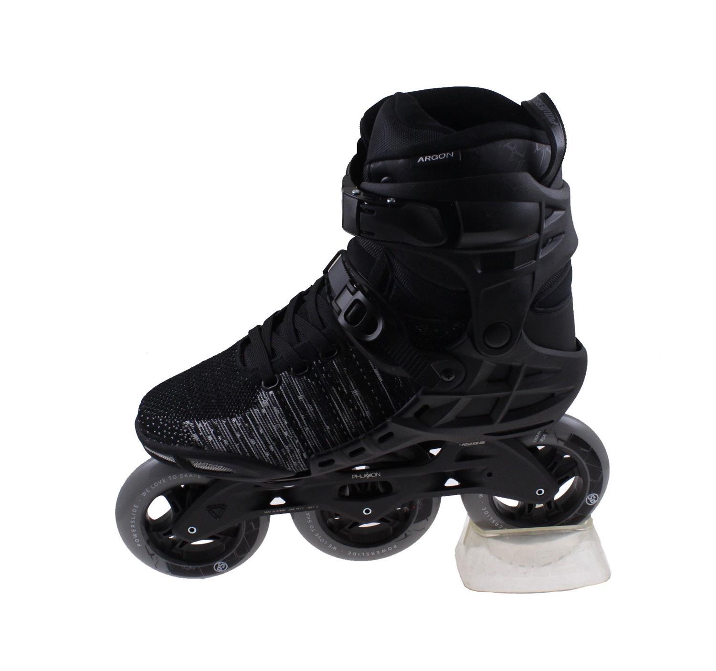 97fbae36500 Powerslide Argon Trinity Skates ZWART/WIT online kopen bij Sportpaleis.