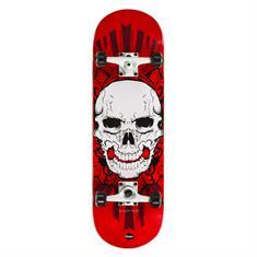 "Powerslide Choke Skullhead 31"" Skateboard"
