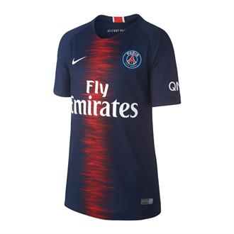 PSG Breathe Squad Stadium Home Shirt