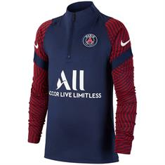 PSG Paris Saint-Germain Dry-Fit Strike Dril Zip Top Junior