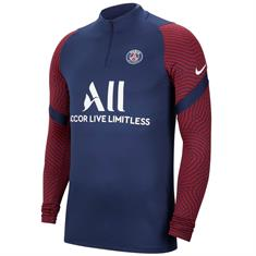 PSG Paris Saint-Germain Dry-Fit Strike Ziptop 20/21 Heren