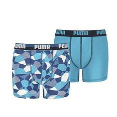 Puma 2-Pack Boxershorts Camo Rock
