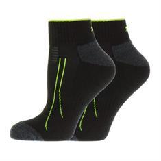 Puma 2-Pack Performance Train Quarter Sneaker sokken
