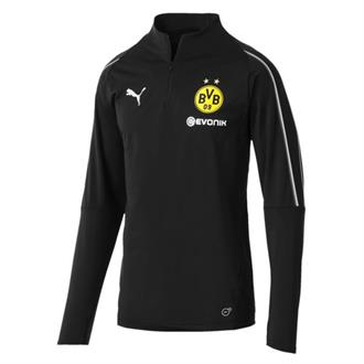 Puma BVB 1/4 TRAINING TOP WITH
