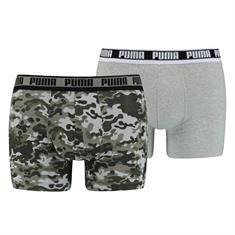 Puma Camo Boxers Heren
