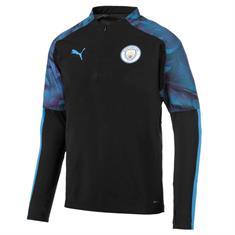 Puma Manchester City FC 1/4 Zip Top