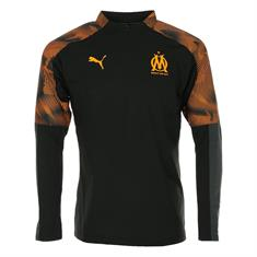 Puma Olympique Marseille 1/4 Zip Top
