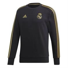 Real Madrid 3 stripes Crew Sweater