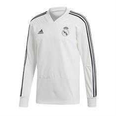 Real Madrid Trainingsshirt Lange Mouw 2018/2019