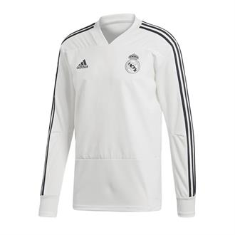 Real Madrid Trainingsshirt Lange Mouw 2018/2019