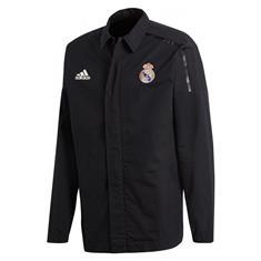 Real Madrid ZNE Woven Jacket