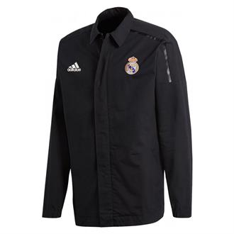 Real Madrid ZNE Woven Jacket
