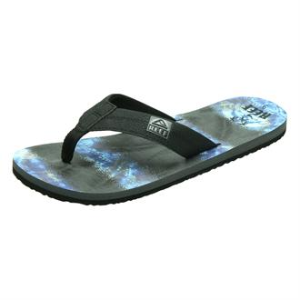 Reef Ht Prints Teenslipper