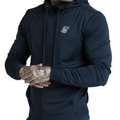 Siksilk AGILITY ZIP THROUGH HOODIE