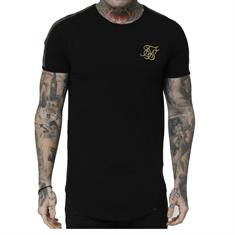 Siksilk Gold Edit Runner Gym Tee