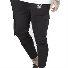 Siksilk Poly Athlete Cargo pantalon