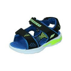 Skechers E-II S-lights peutersandaal