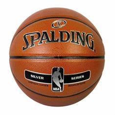 Spalding NBA Silver Series Indoor/Outdoor basketbal