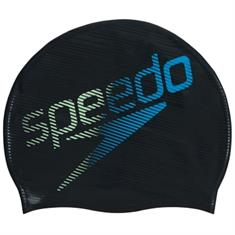 Speedo Slogan Printed silliconen badmuts