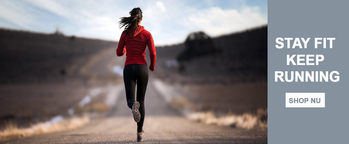 Stay Fit Keep Running
