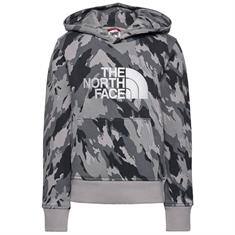 The North Face Drew Peak Hoody Sweater Camo Print
