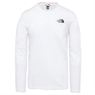 The North Face Easy Tee T-Shirt Lange Mouw