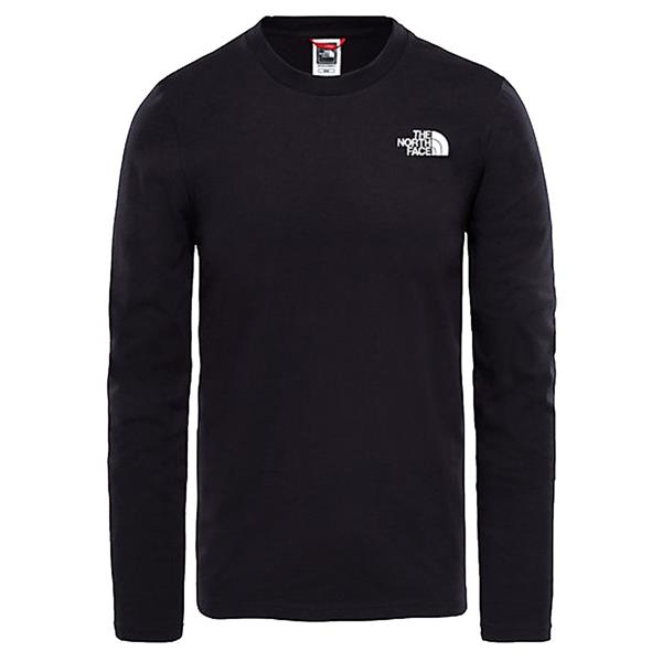 The North Face Easy Tee T Shirt Lange Mouw