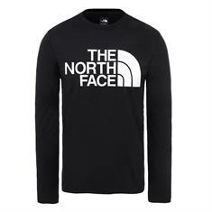 The North Face Flex 2 Big Logo T-Shirt Lange Mouw