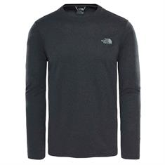 The North Face Reaxion Amp Crew Shirt Lange Mouw