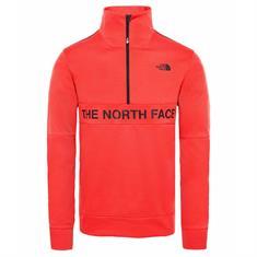 The North Face Train 'N Logo 1/4 Zip Fleece Top