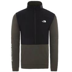 The North Face Train N Logo trainingstop 1/2 rits