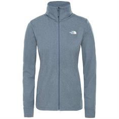 The North Face W QUEST FULL ZIP MIDLAYER