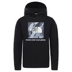 The North Face Youth Box Pull Over Hoodie