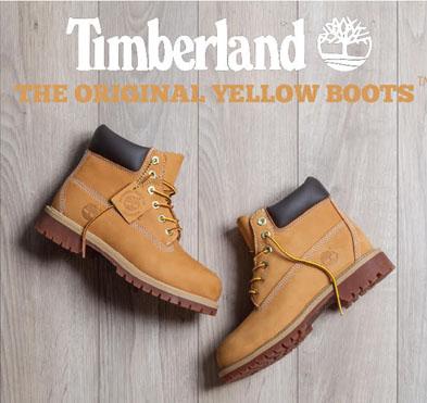 Timberland schoenen