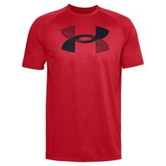 Under Armour BIG LOGO TECH SS