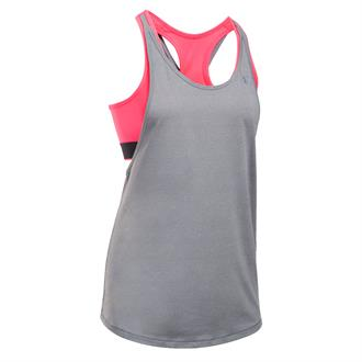 Under Armour Heatgear Armour 2-in-1 Tanktop