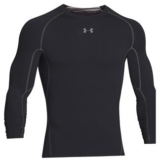 Under Armour Heatgear Compressie Shirt Lange Mouw