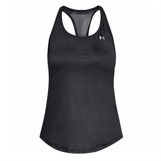 Under Armour HG Armour Mesh Back Tank-BLK