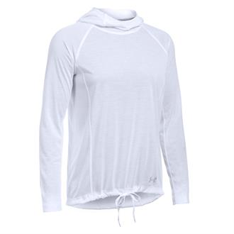 Under Armour HOODY THREADBORNE WT