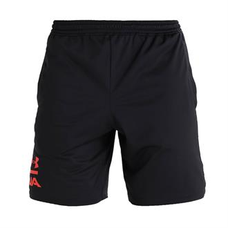 Under Armour MK1 Graphic Short-BLK