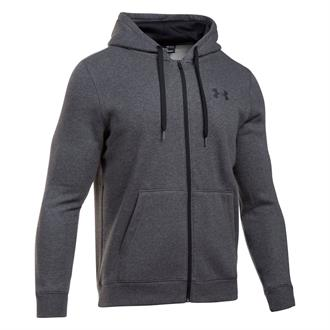Under Armour Rival Fleece Fitted Full Zip Hoodie