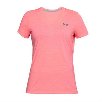 Under Armour Threadborne Train Twist T-Shirt V-hals
