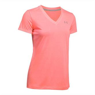 Under Armour Threadborne Twist V-Hals T-Shirt