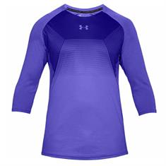 Under Armour Threadborne Vanish 3/4 Mouw Shirt